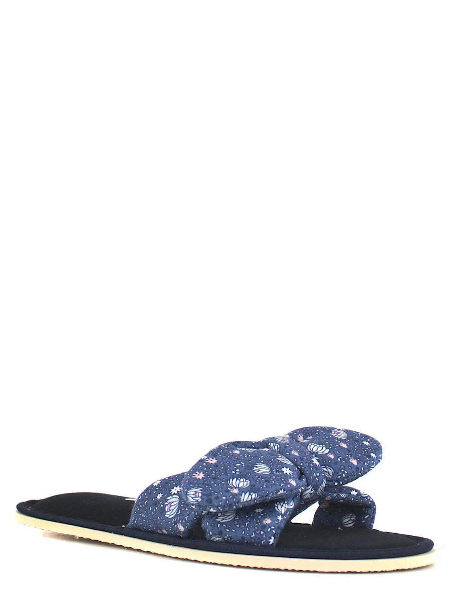 Forio тапочки 125-8706 синий