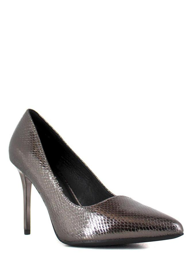 Betsy туфли 908073/02-04 т.серебряный