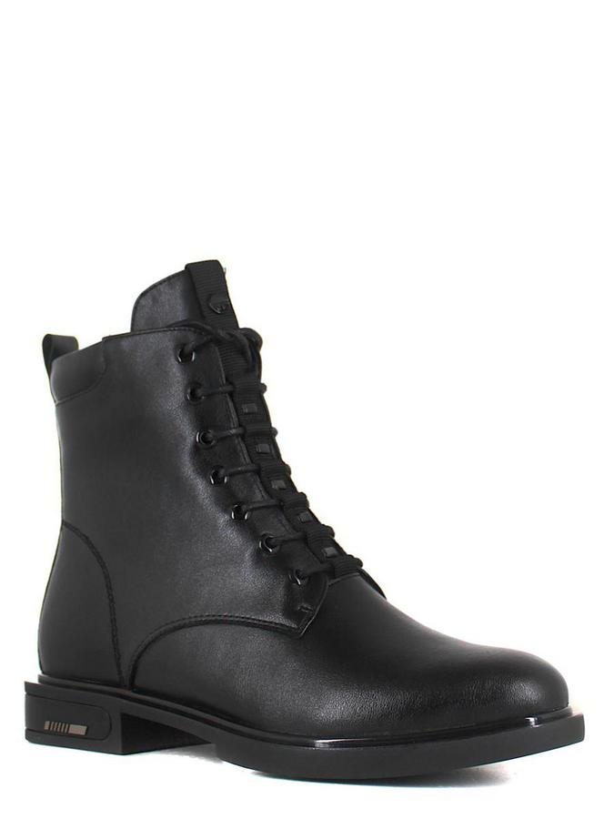 Baden ботинки mh488-010 чёрный