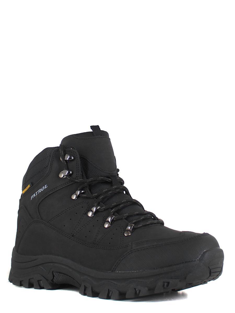 Patrol ботинки 432-070pim-21w-04-1 чёрны