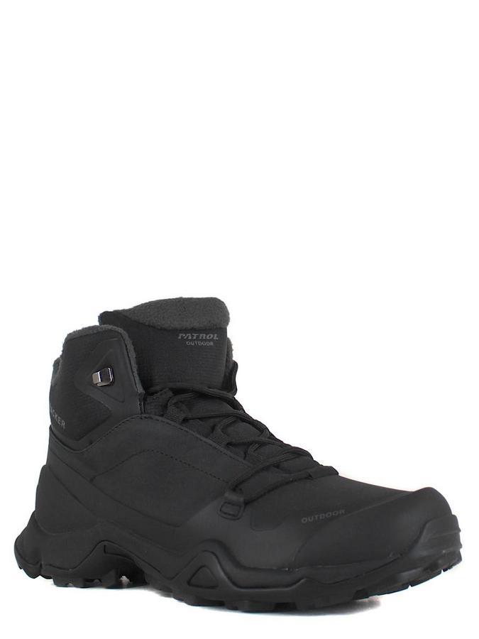 Patrol ботинки 473-012pf-21w-04-1 чёрный
