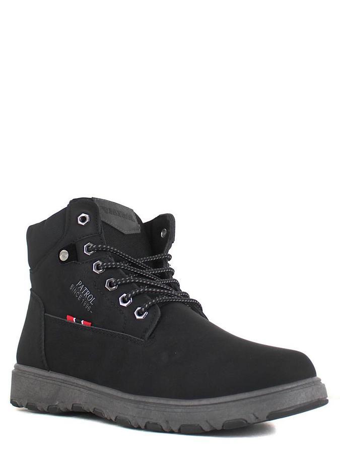 Patrol ботинки 483-833im-21w-01-1 чёрный