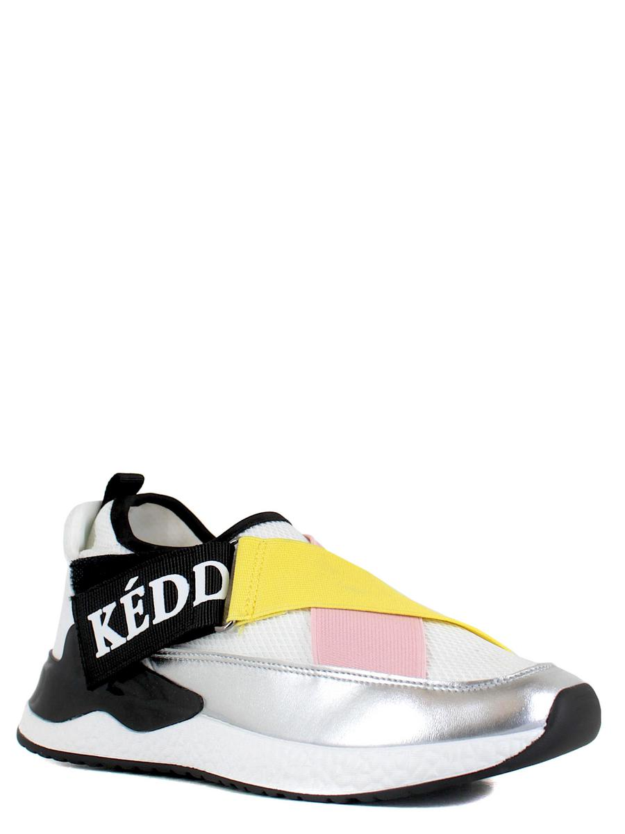 Keddo кроссовки 807333/10-02 серебр/жел
