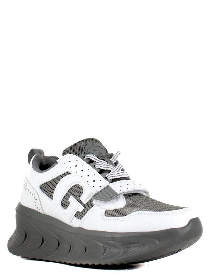 Grunberg кроссовки 107516/02-02 белый микс