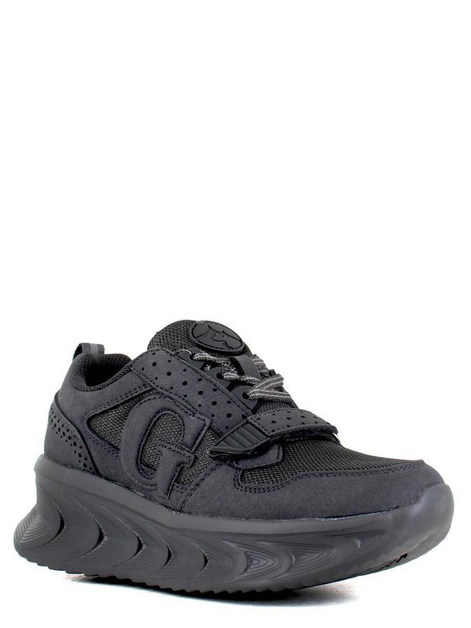 Grunberg кроссовки 107516/02-05 т.серый