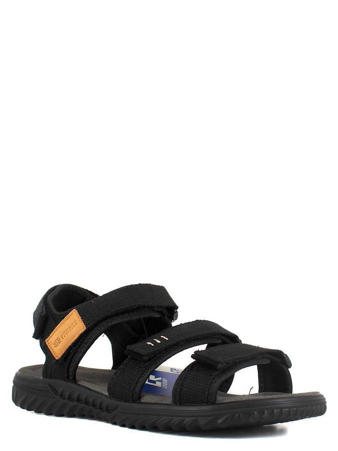 Crosby сандалии 407568/02-03 чёрный