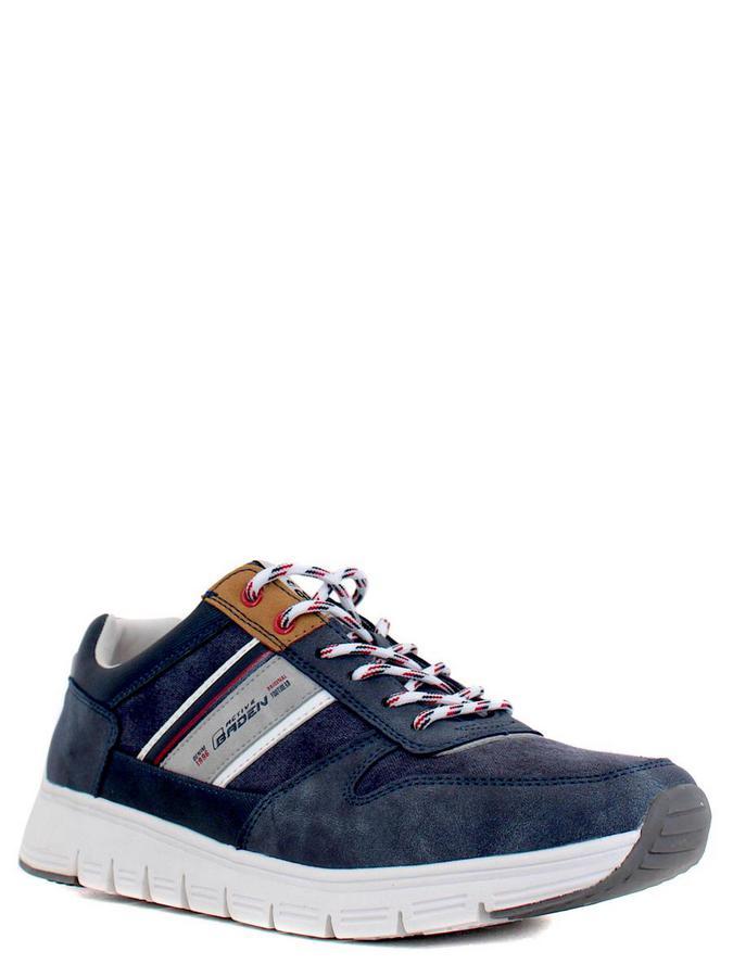 Baden кроссовки lc005-010 синий