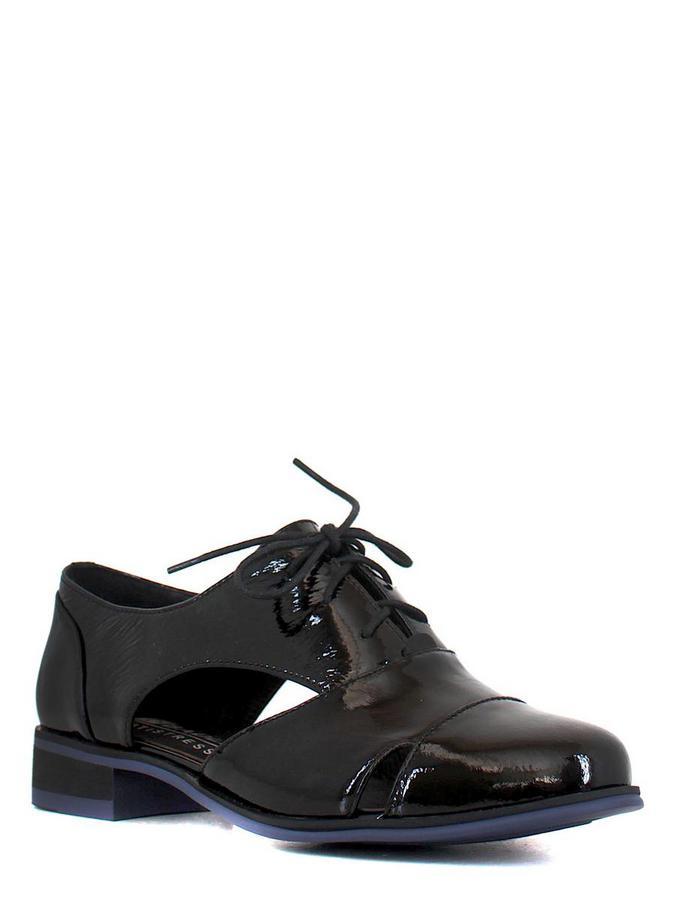 Baden туфли mh369-010 чёрный