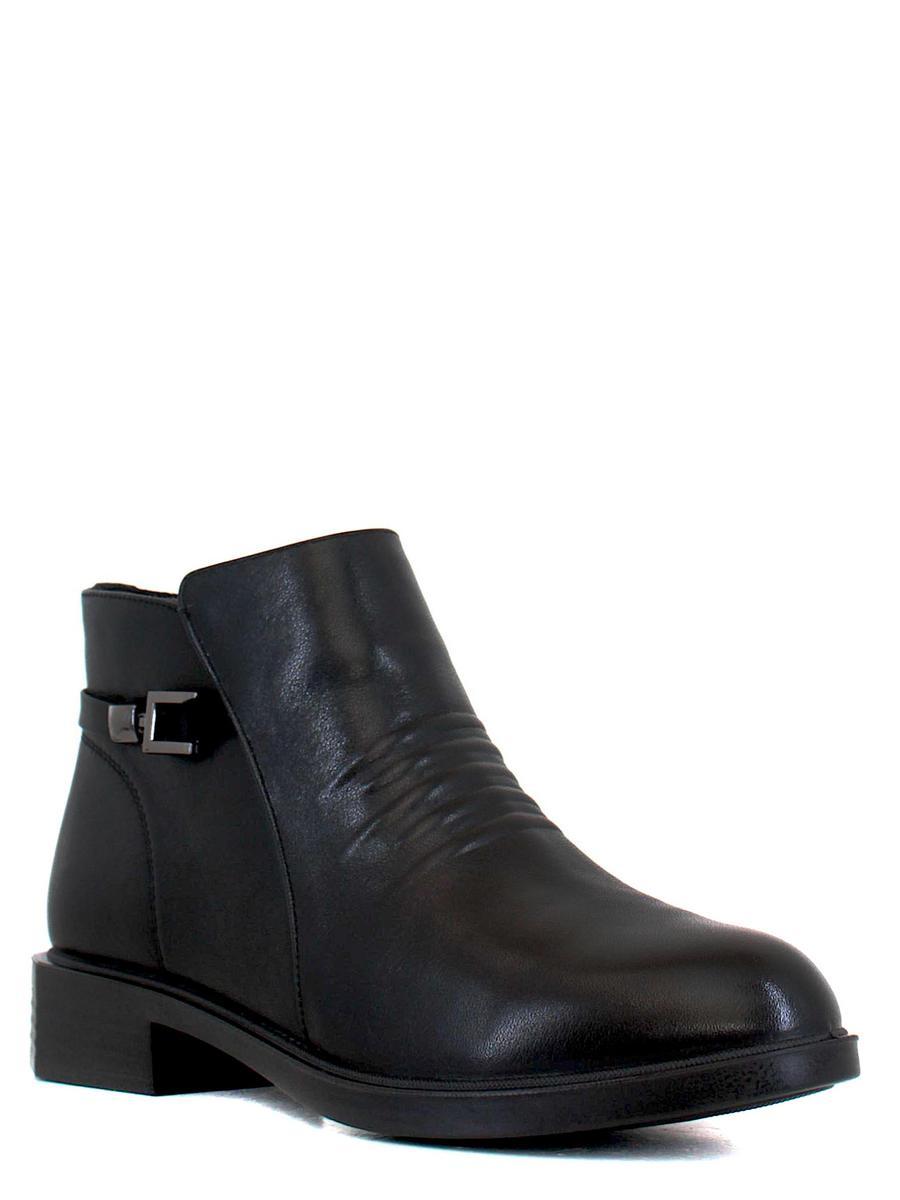 Baden ботинки gj002-130 чёрный