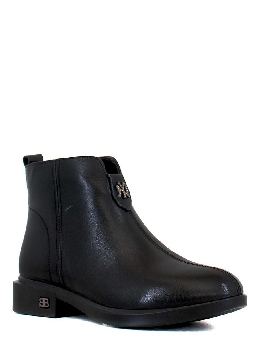 Baden ботинки gj012-040 чёрный