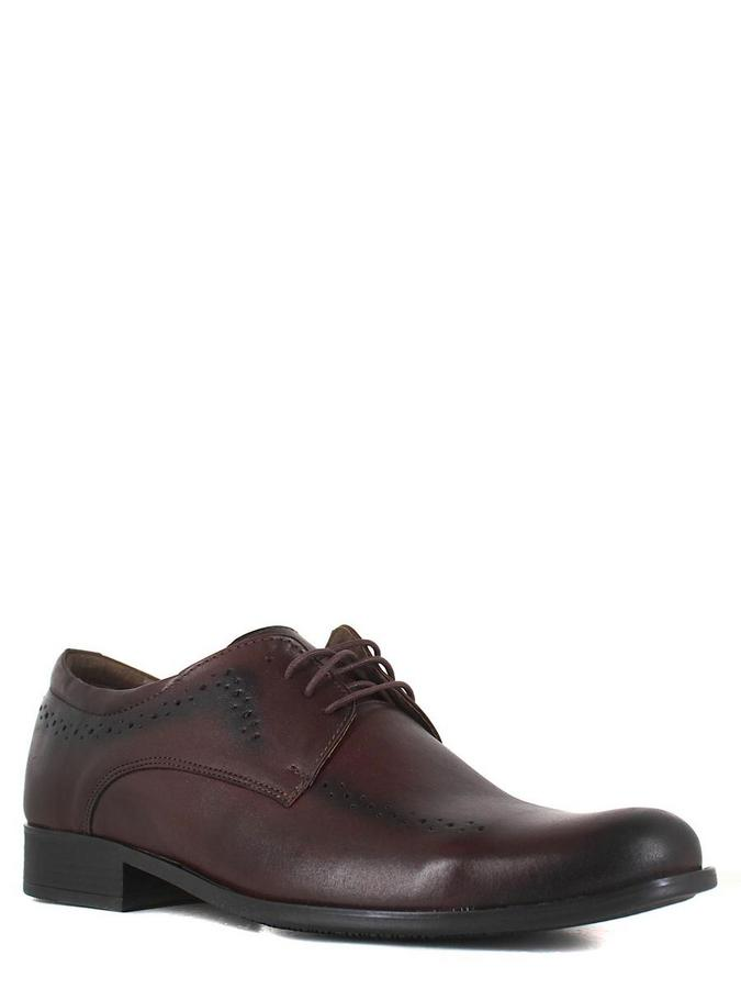 Bonty туфли 1446-b-989 коричневый