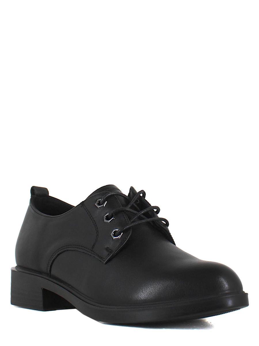 Baden туфли gj002-090 чёрный