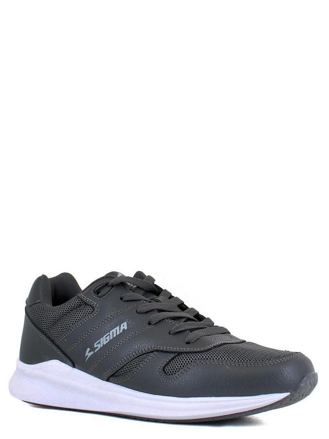 SIGMA кроссовки l761k-m-a серый