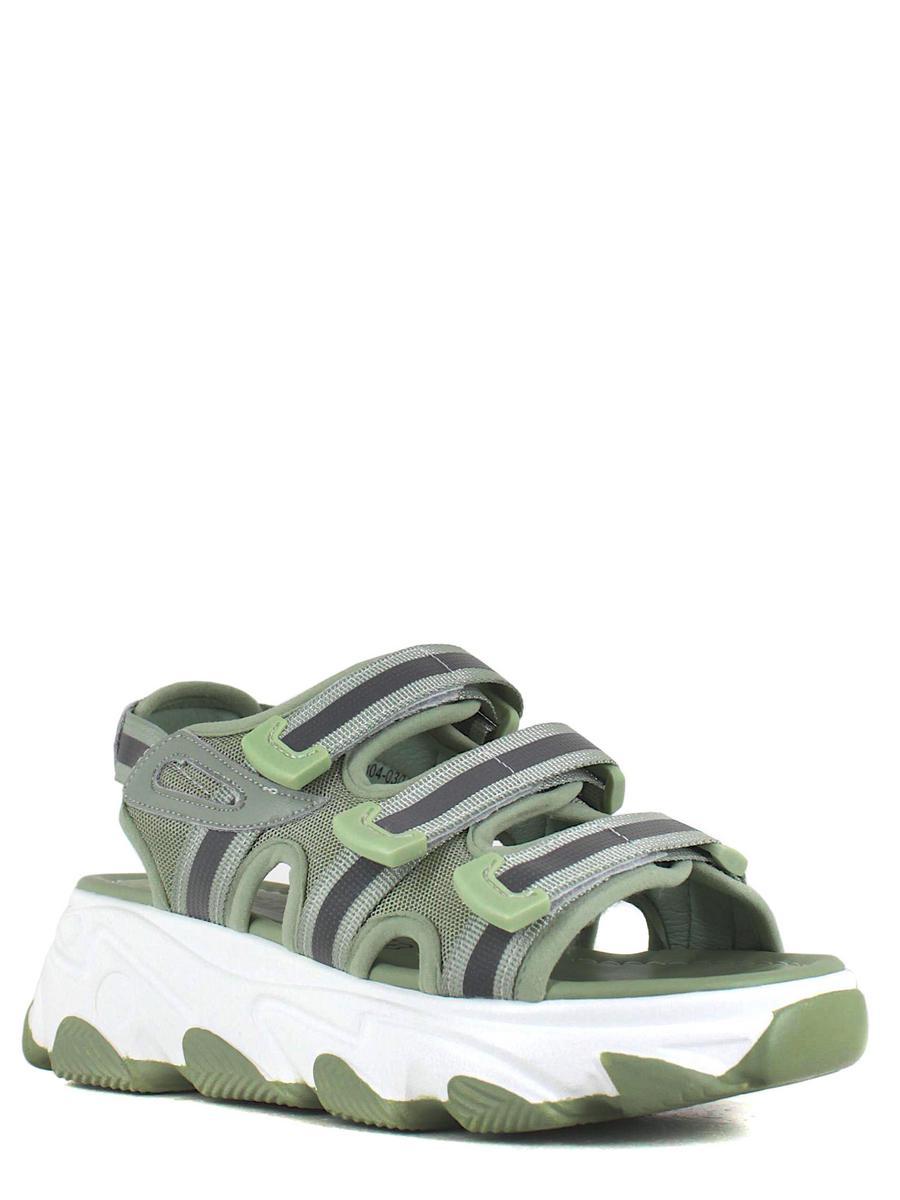 Baden сандалии gh004-030 зелёный
