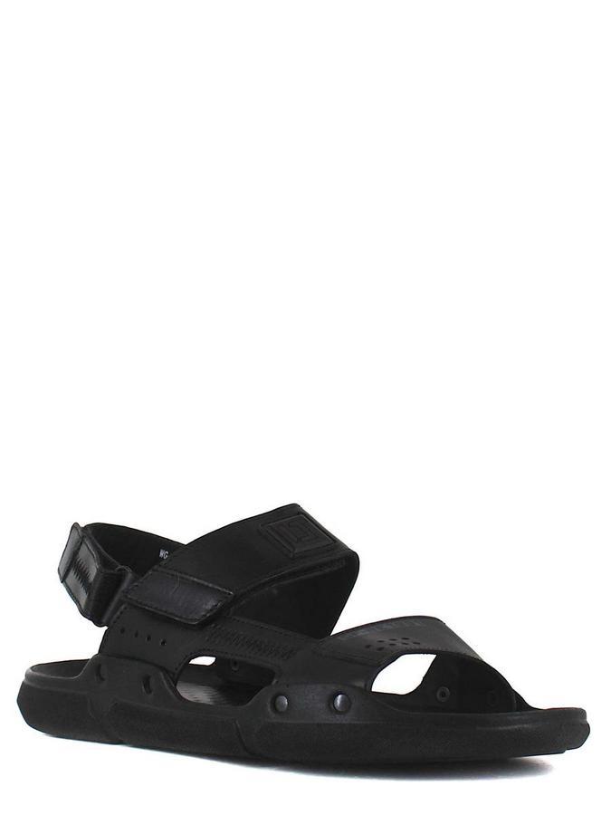 Baden сандалии wg034-010 чёрный
