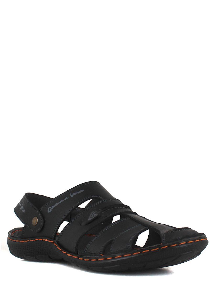 Gomma Vera сандалии 71168-9 чёрный