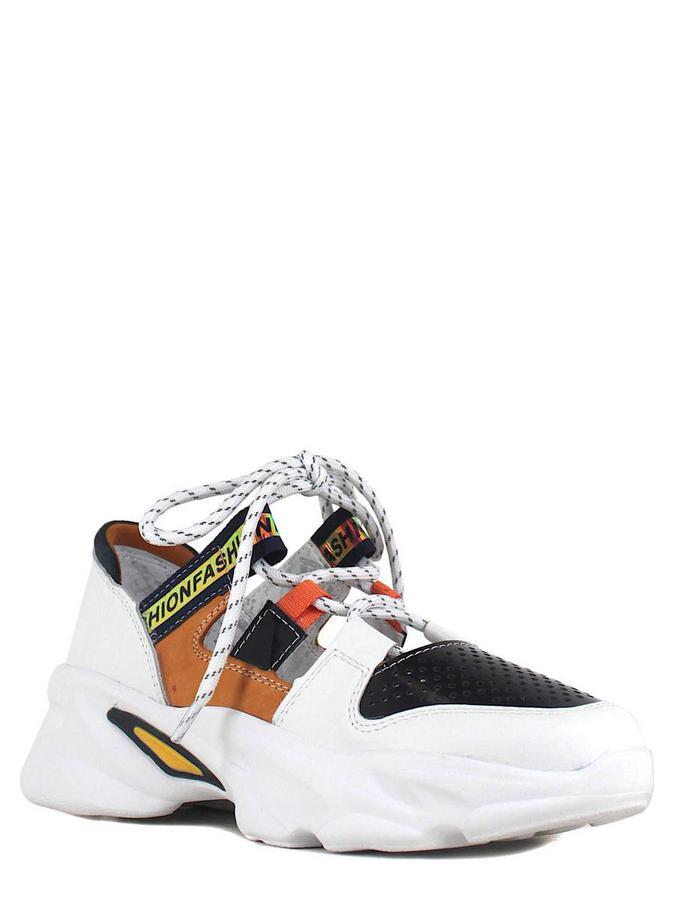 LA LINDA кроссовки 09131-30 белый/цветной