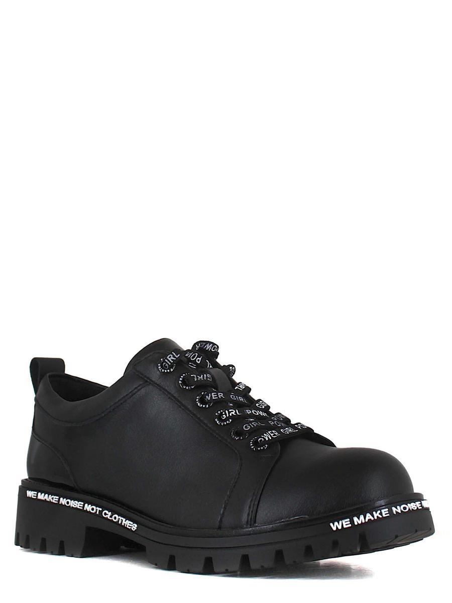 Baden туфли kf124-031 чёрный