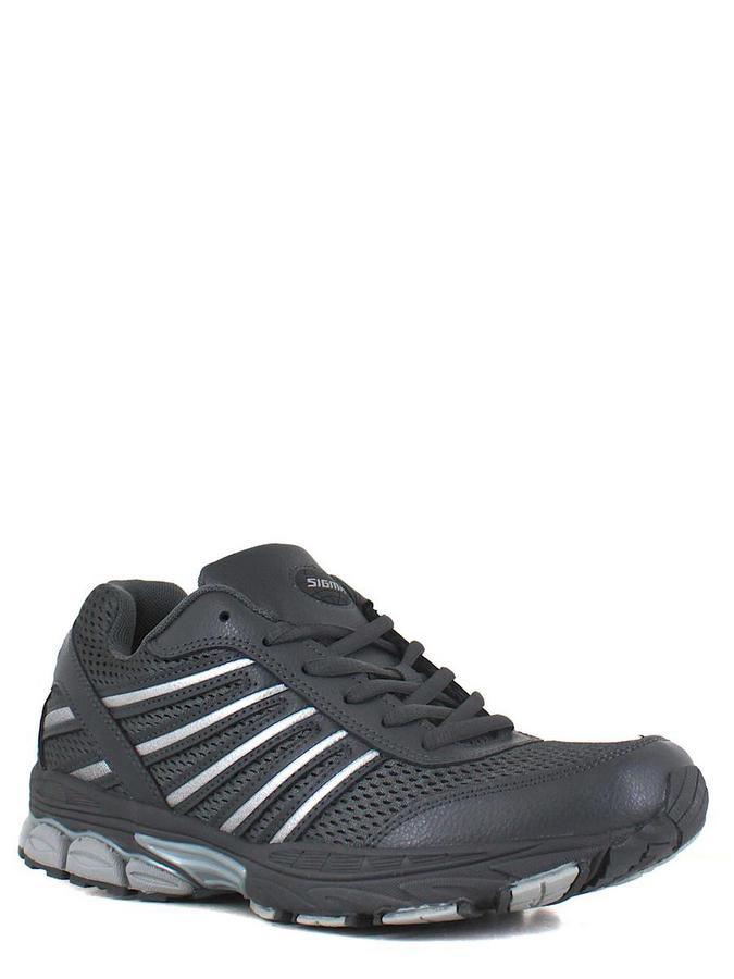 SIGMA кроссовки l32603k-1m серый