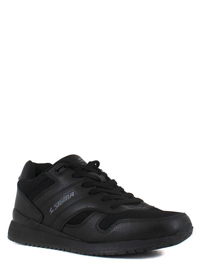 SIGMA кроссовки l18761g-m черный