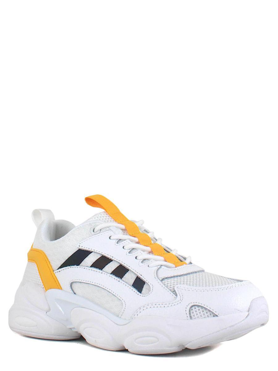 SIGMA кроссовки l20312ey-2m белый/желтый