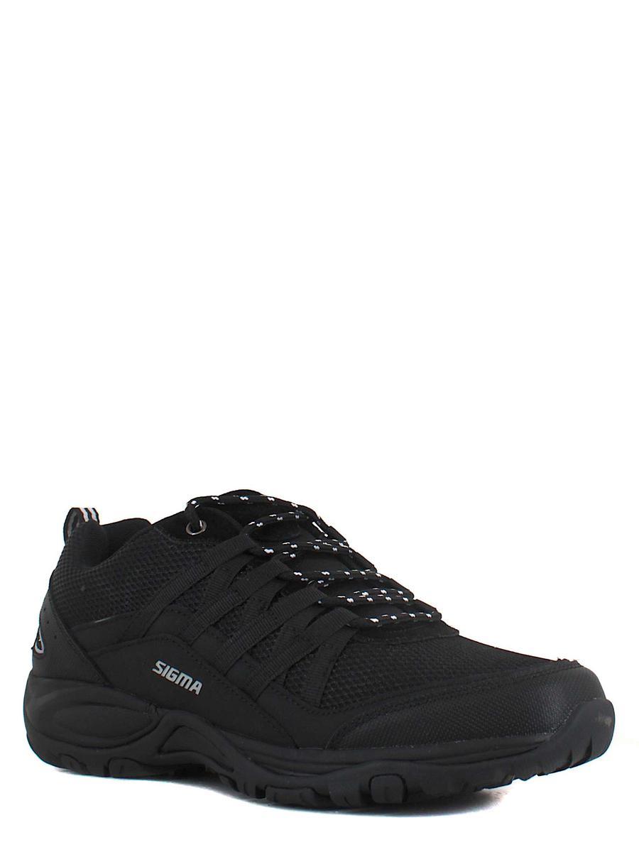 SIGMA кроссовки l21132g-1m черный