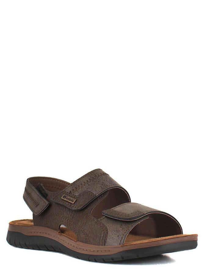 Inblu сандалии id000004 т.коричневый