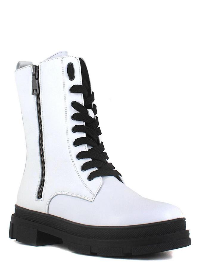 Makfly ботинки 114mf-1-10w белый