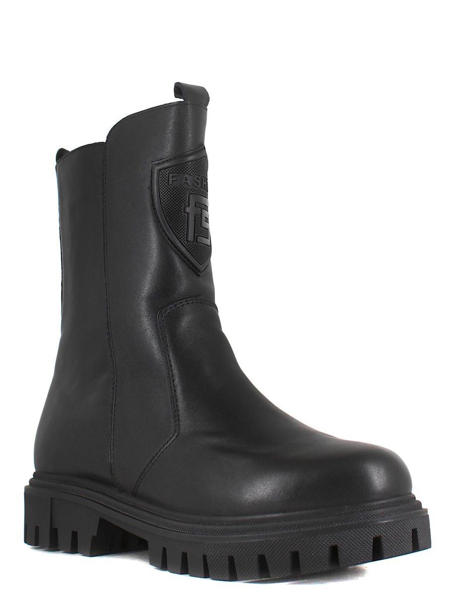 Makfly ботинки 114mf-6-3w черный