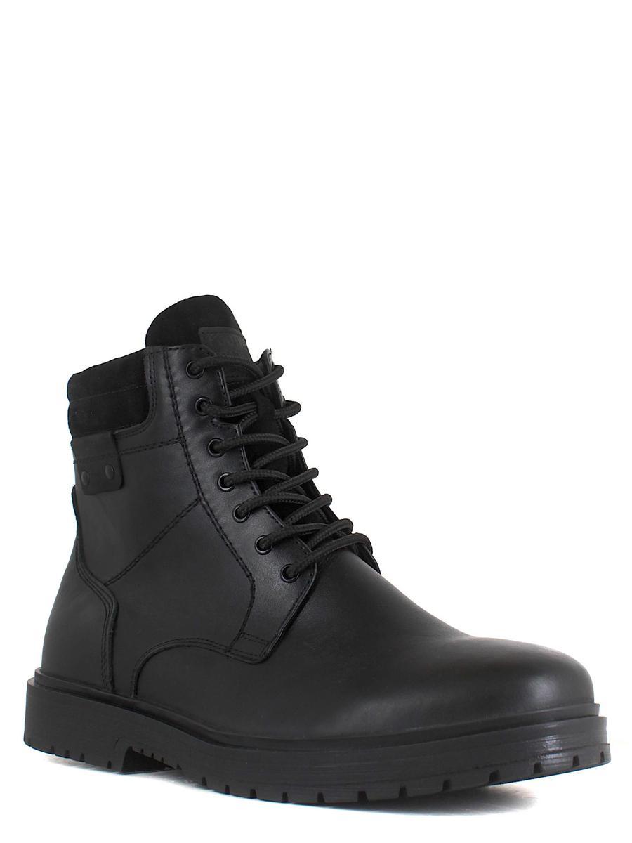 Enrico ботинки 2560-380 цвет 225 чёрный