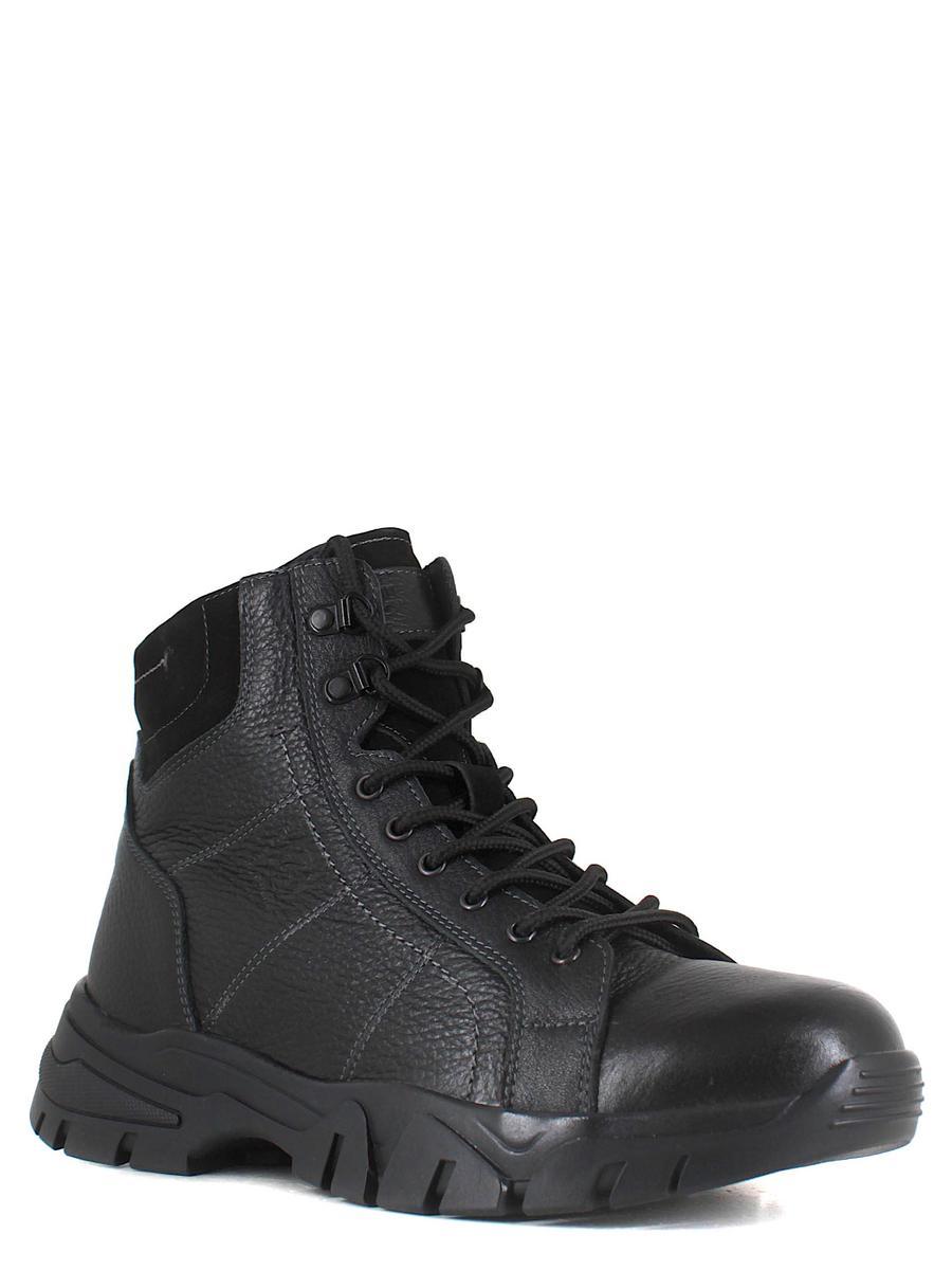 Enrico ботинки 2430-368 цвет 883 черный