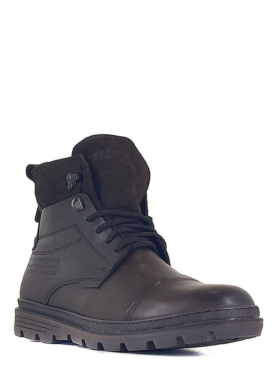 Baden ботинки wh026-012 коричневый