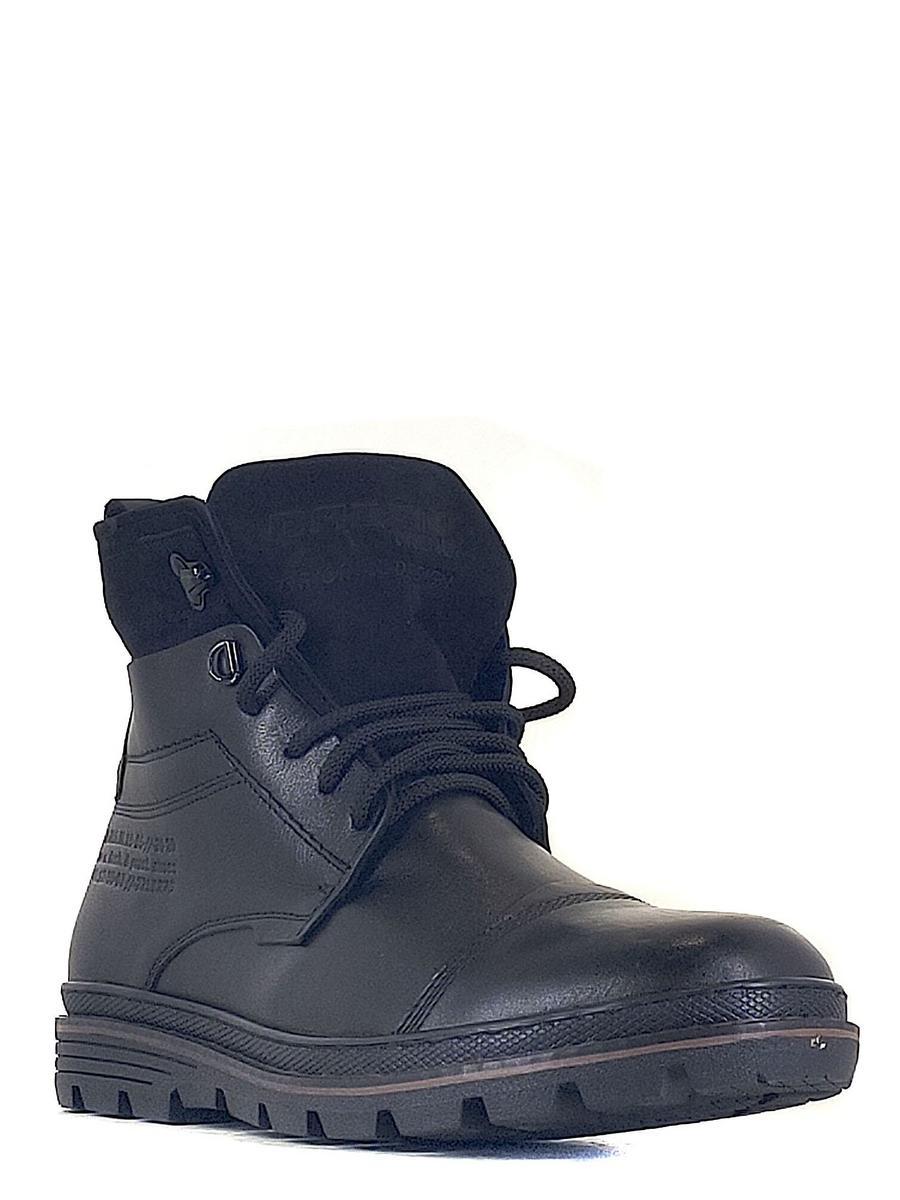 Baden ботинки wh026-013 черный