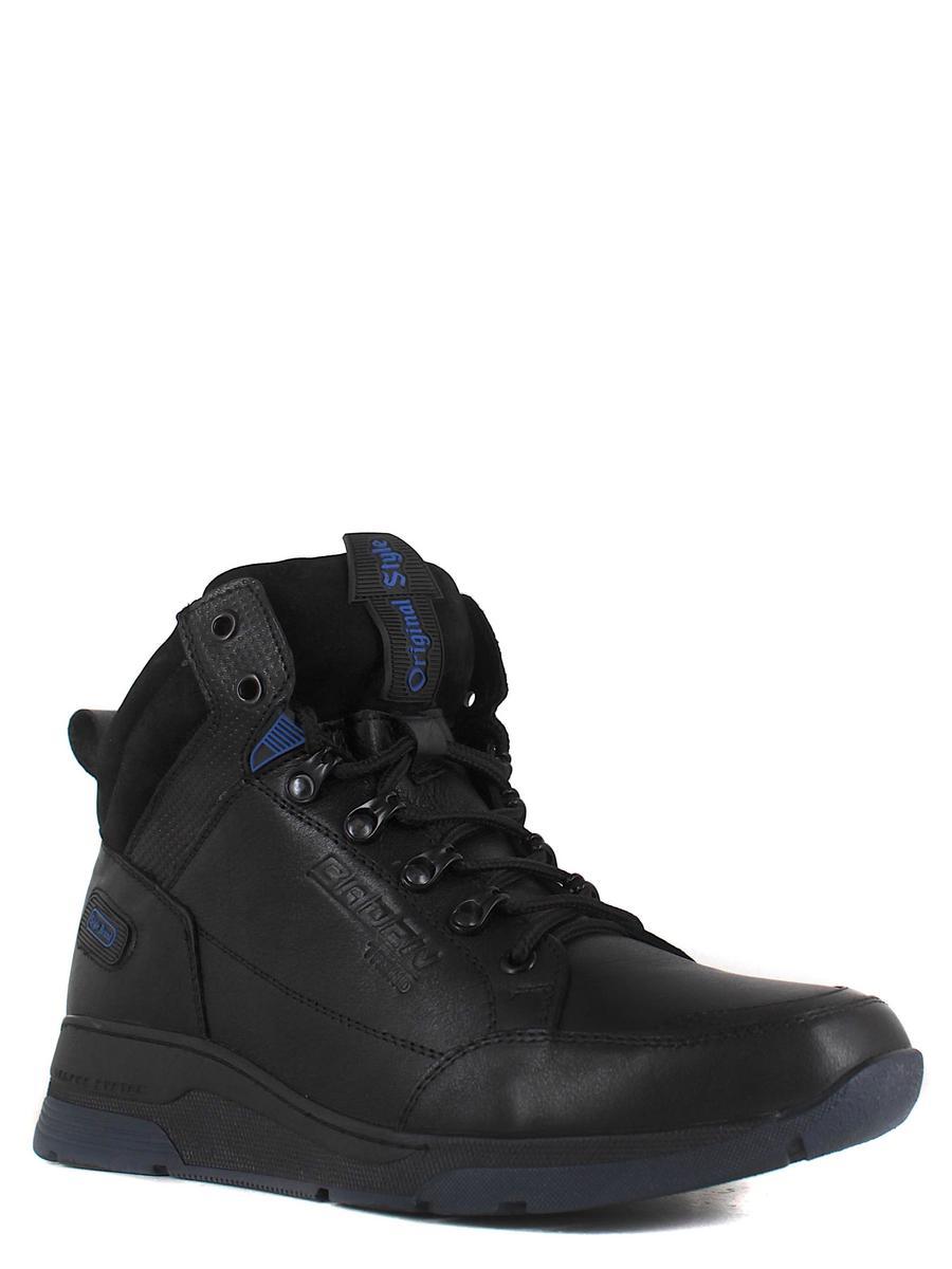 Baden ботинки wh037-011 черный