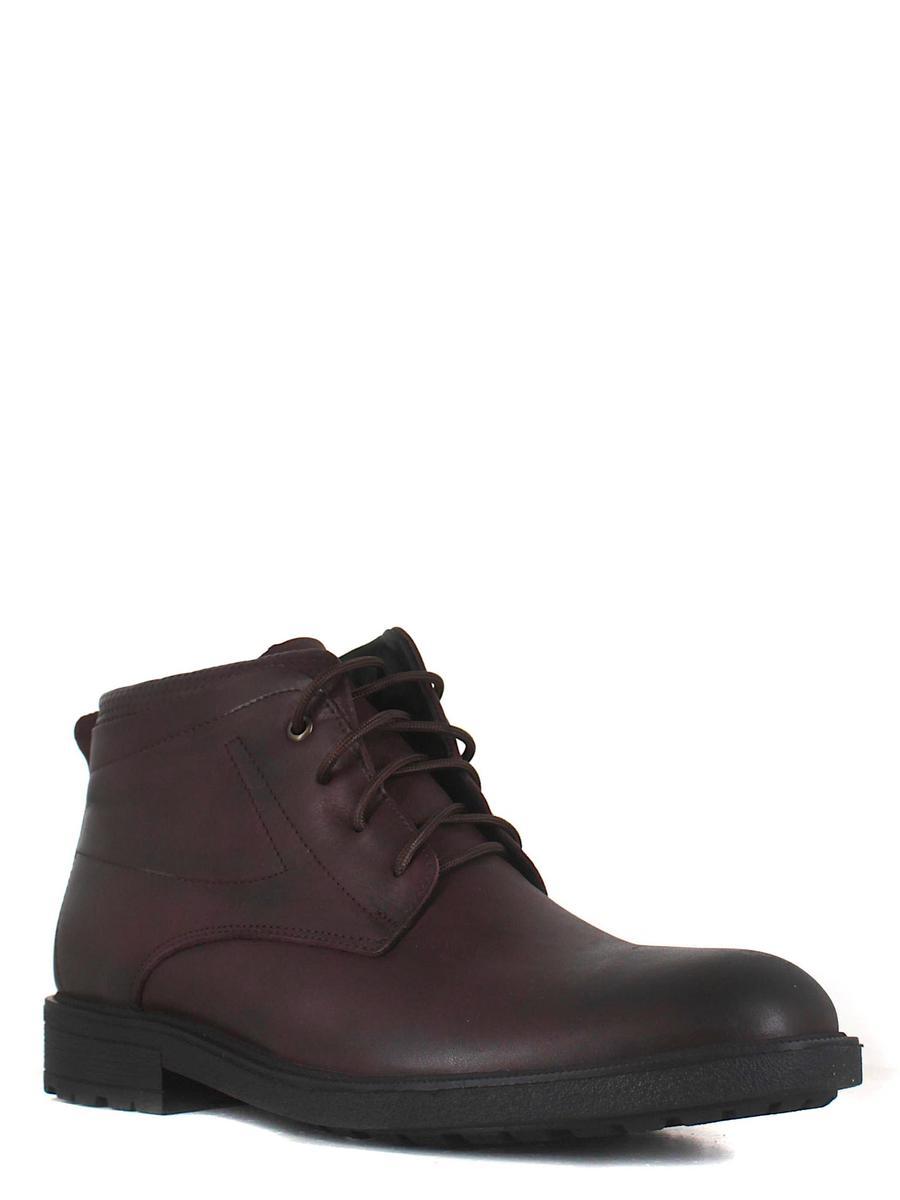 Valser ботинки 601-911m бордовый