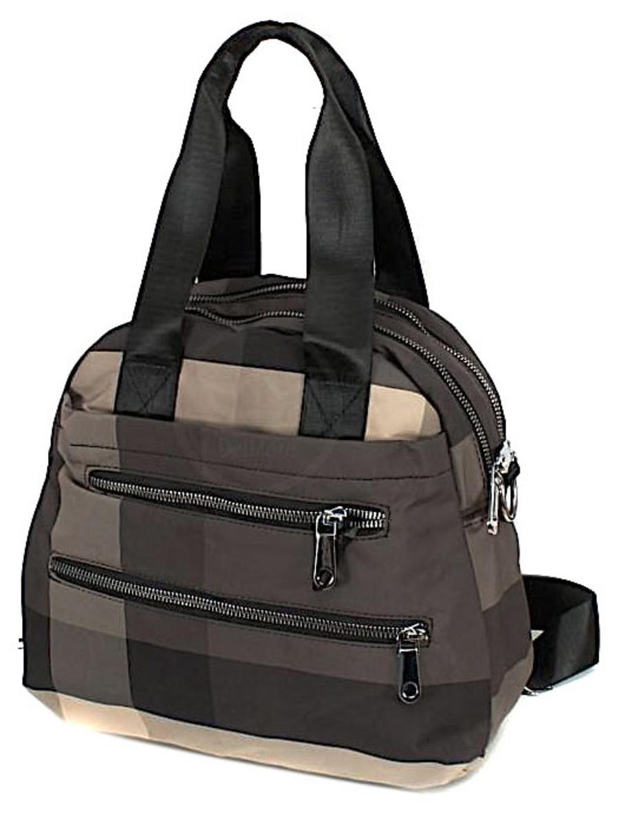 BoBo сумки 5617-3 серый 239817