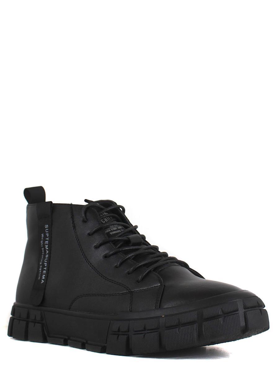 Baden ботинки ve102-010 чёрный