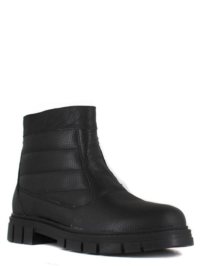 Valser ботинки 601-878m чёрный