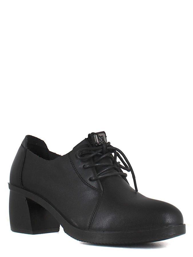 Baden туфли cj003-041 чёрный