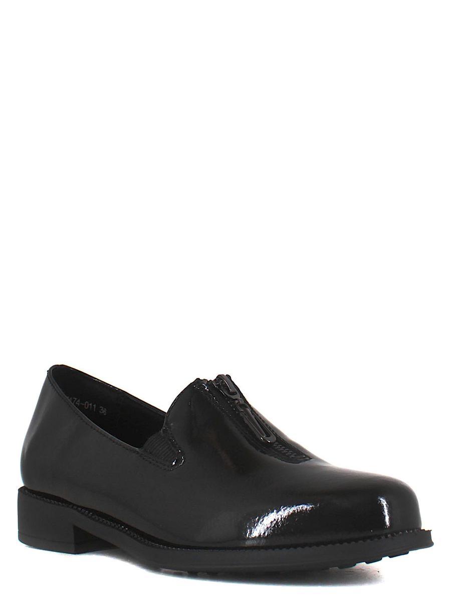 Baden туфли nu174-011 чёрный