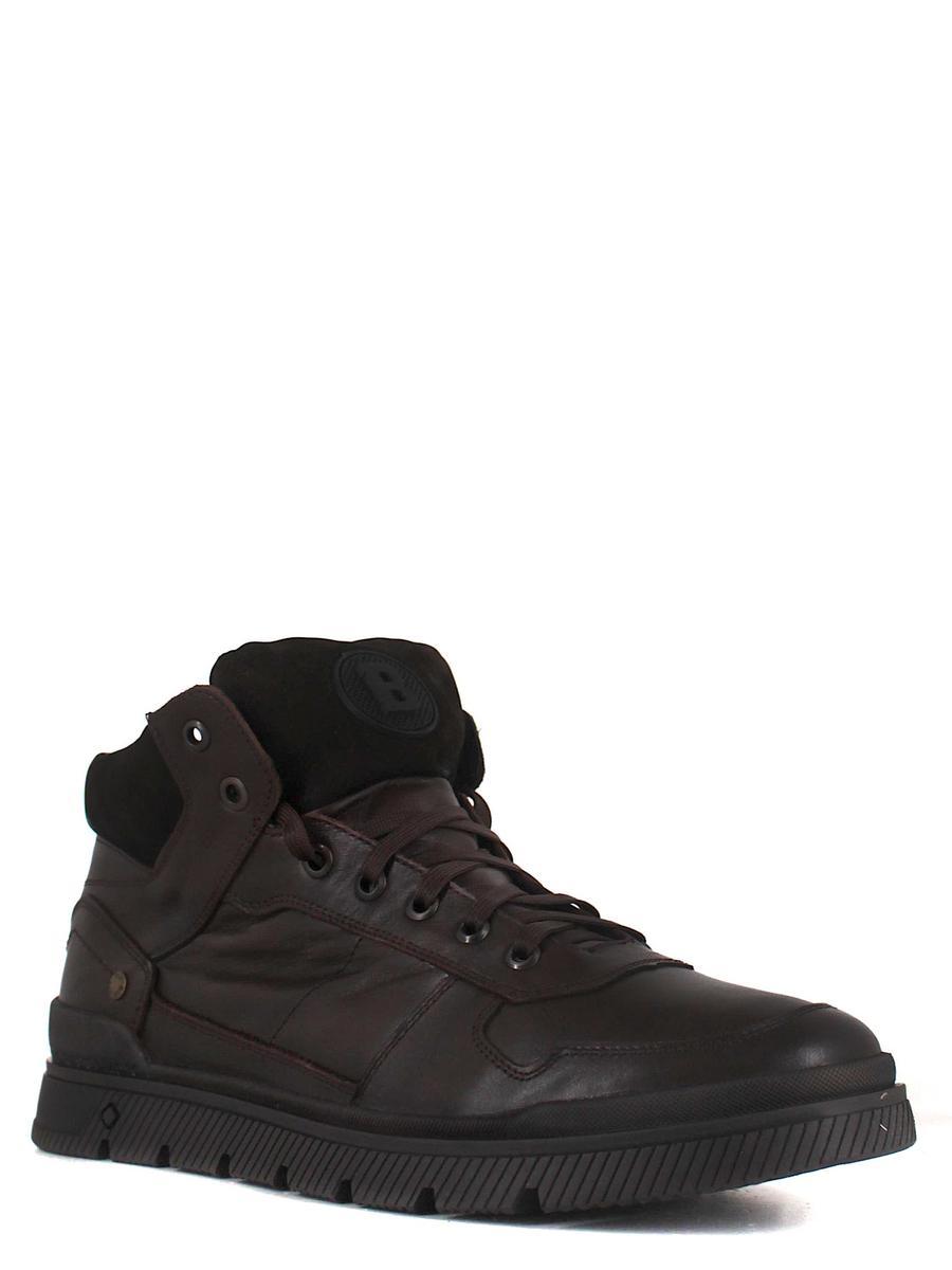 Valser ботинки 601-921m коричневый