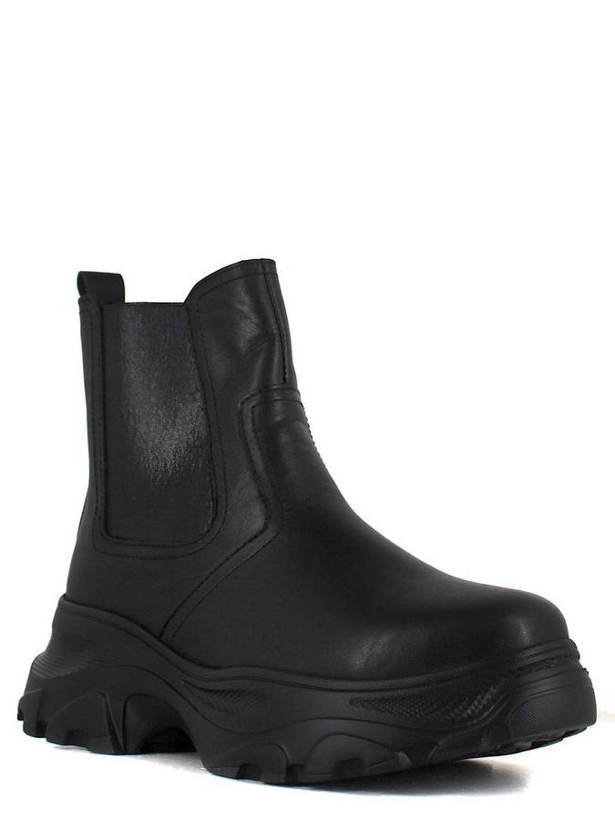 Makfly ботинки 114mf-8-5 черный