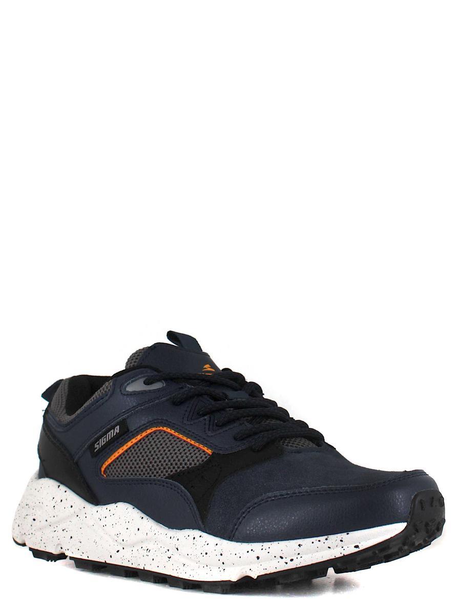 SIGMA кроссовки lp00339n синий