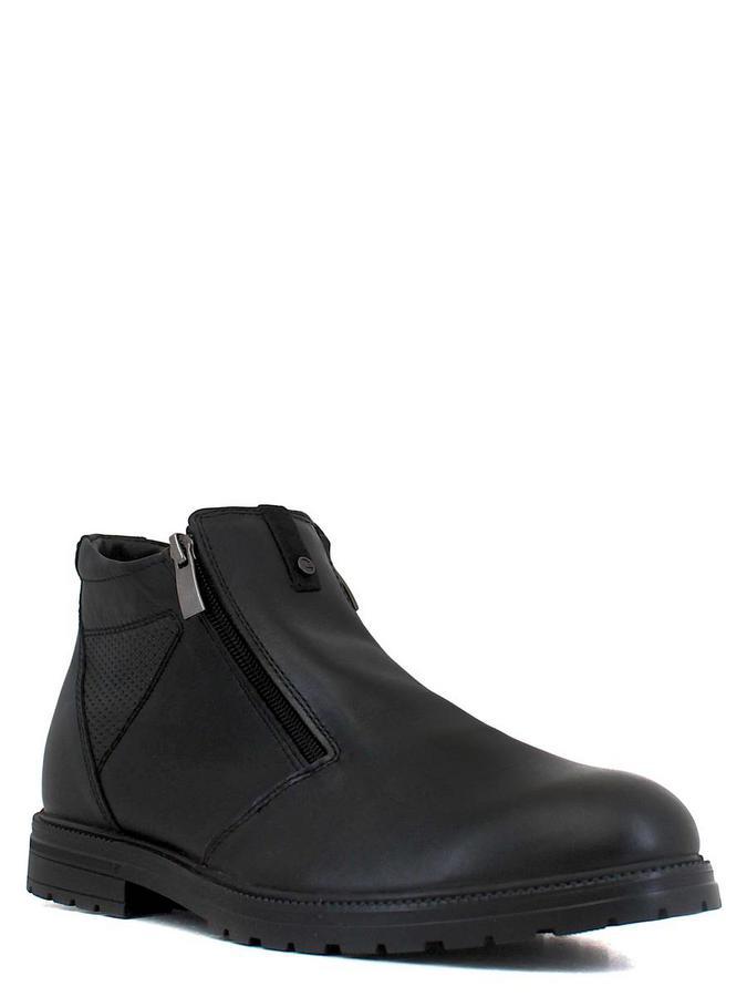 Enrico ботинки 179-291 цвет 50 чер мех