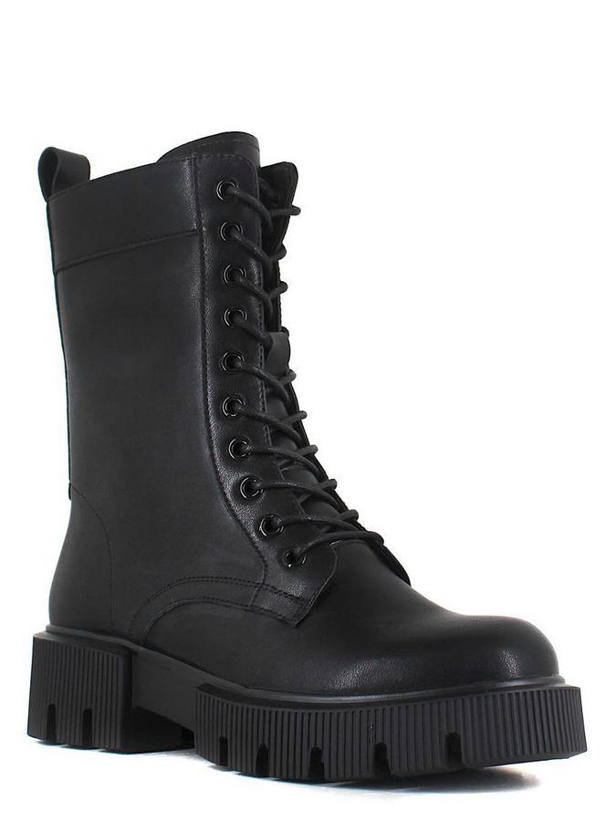 Baden ботинки высокие c501-011 чёрные