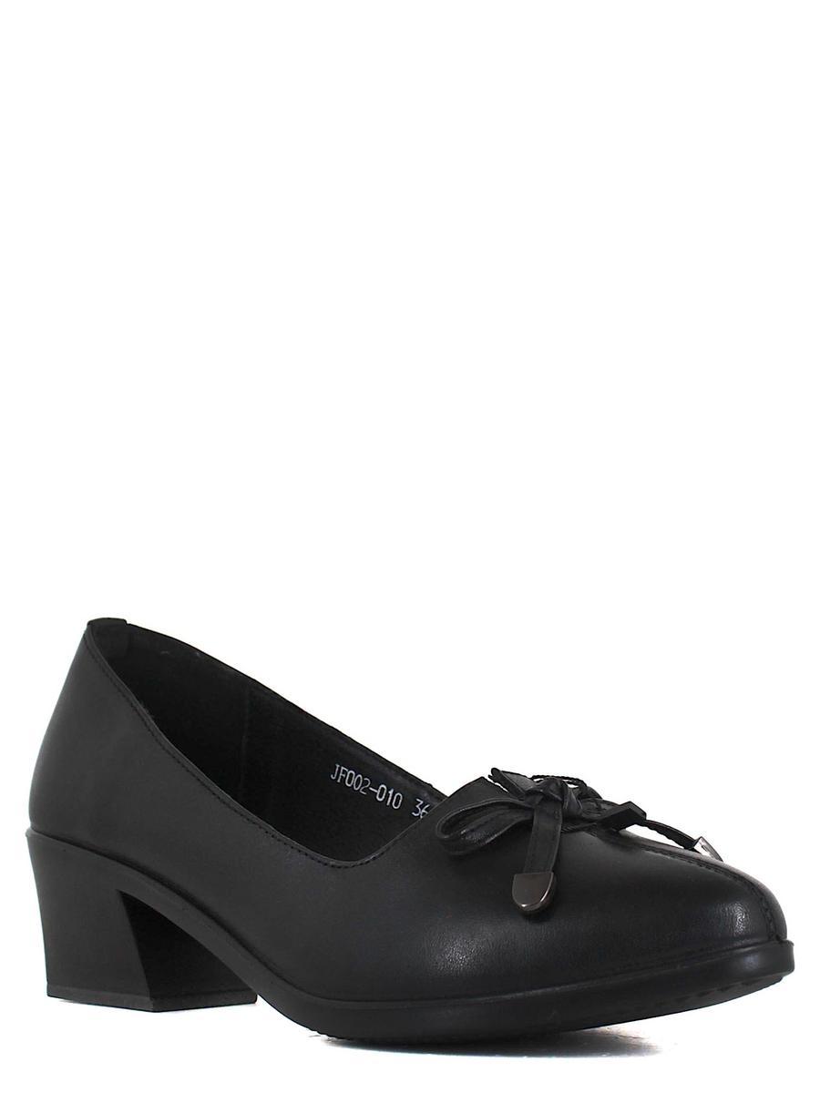 Baden туфли jf002-010 чёрный