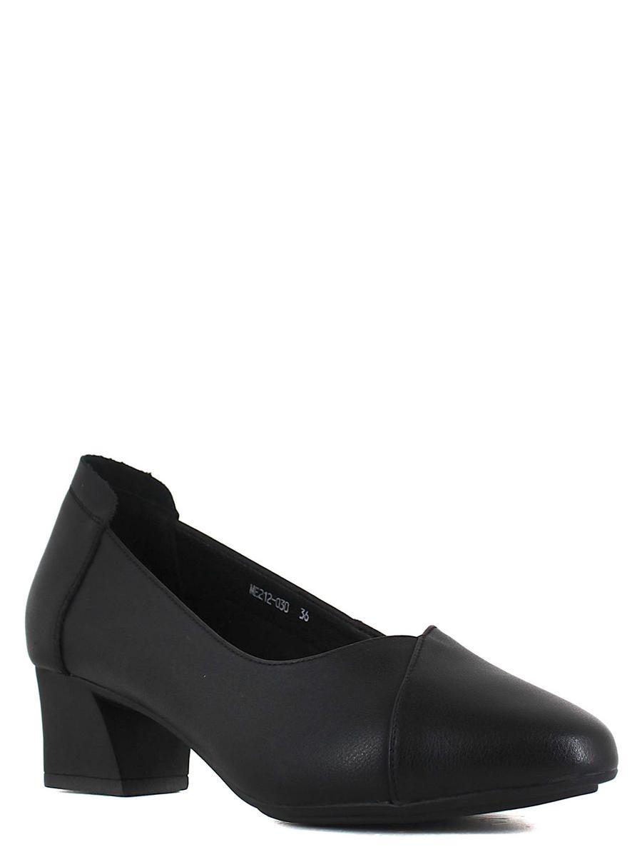 Baden туфли me212-030  чёрный