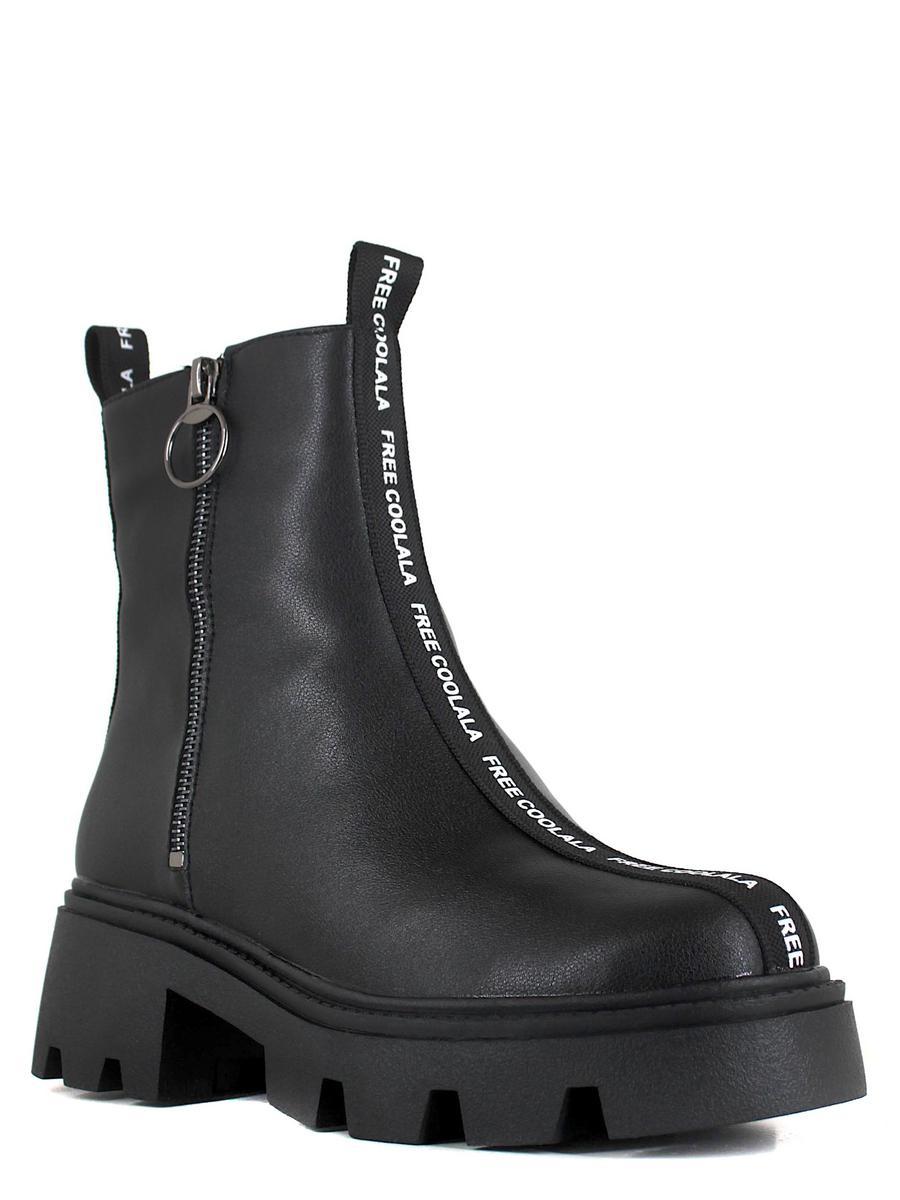 Baden ботинки u282-011 черный