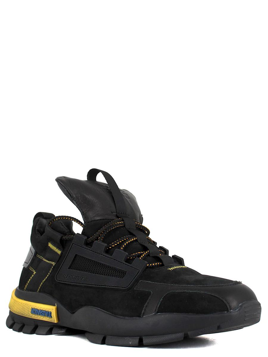 Baden ботинки wa050-010 чёрный