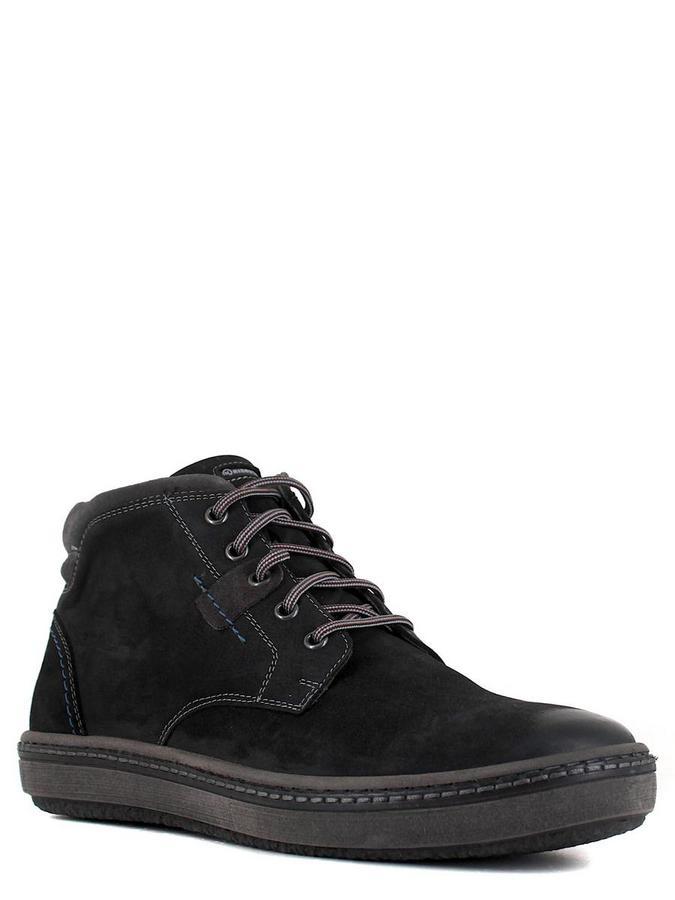 Krisbut ботинки 6471-1-3 чёрный